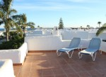 24- Picasso 16 Private Roof terrace with sea views