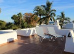25-Picasso 16 Private roof terrace with sea views