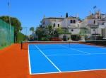 26. Bergantin 10 Tennis court