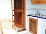 5-Picasso 16 Kitchen area access to private terraces