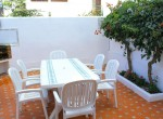 9.Miguel,13 Private courtyard with BBQ