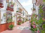 Calle Aurora en Estepona