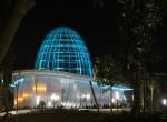 Parque Orquidario Estepona de noche